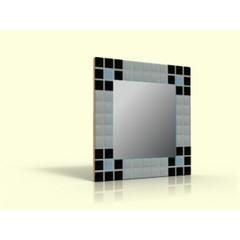 Cristallo Bastelset Mosaik Spiegel Basic 16