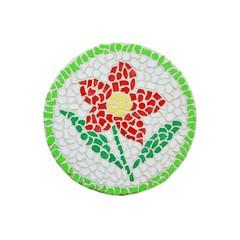 Cristallo Mosaikbastelset Wandschilder Blume