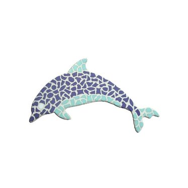 Cristallo Mosaik Bastelset Delphin