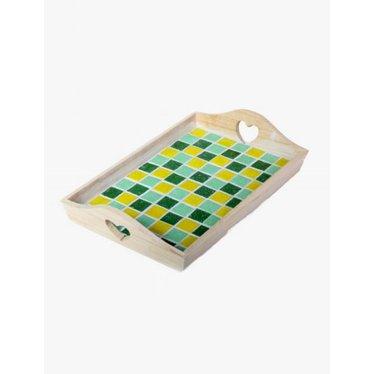 Cristallo Mosaik Bastelset Tablett MINI nr. 4