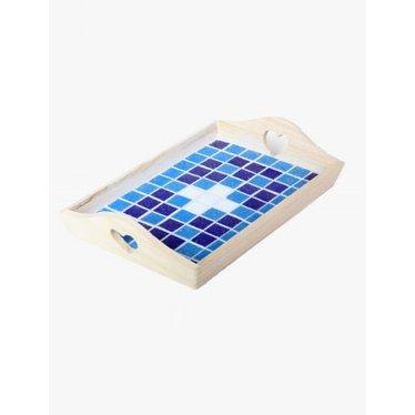 Cristallo Mosaik Bastelset Tablett MINI nr. 5