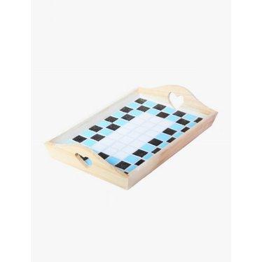Cristallo Mosaik Bastelset Tablett MINI nr. 6