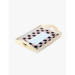 Cristallo Mosaikbastelset Tablett MINI nr. 7