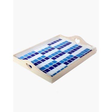 Cristallo Mosaik Bastelset Tablett MAXI nr. 3