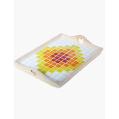 Cristallo Mosaikbastelset Tablett MAXI nr. 4