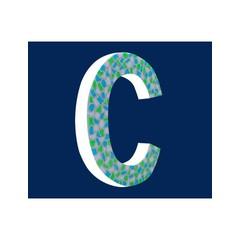 Cristallo Frisch, Buchstabe C