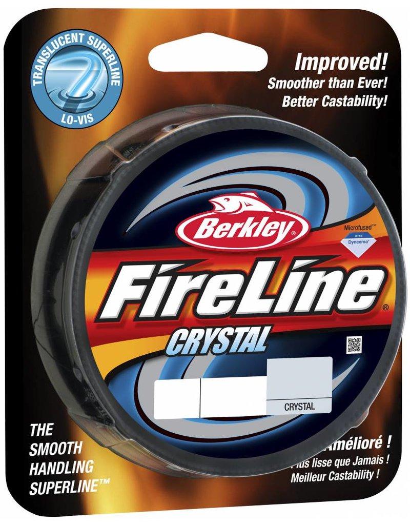 Berkley Berkley FireLine Crystal Dyneema Gevlochten Lijn