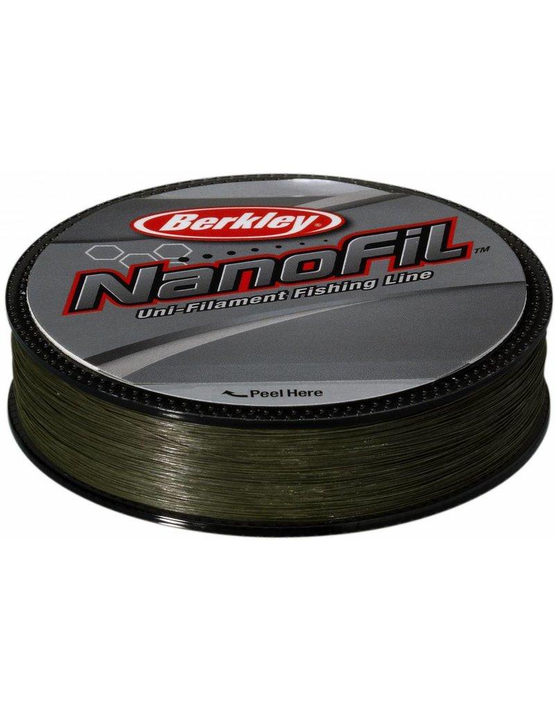 Berkley Berkley NanoFil LV Green Dyneema Vislijn