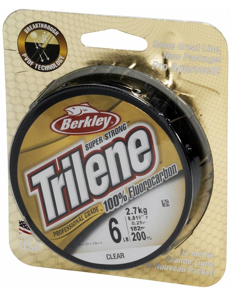 Berkley Berkley Trilene Fluorocarbon Vislijn