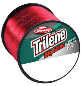 Berkley Berkley Trilene Big Game Red Nylon Vislijn