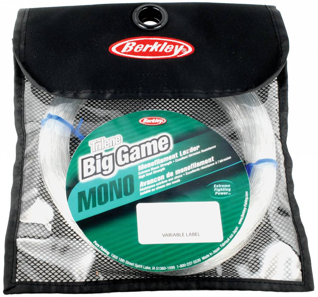 Berkley Berkley Big Game Mono Leader