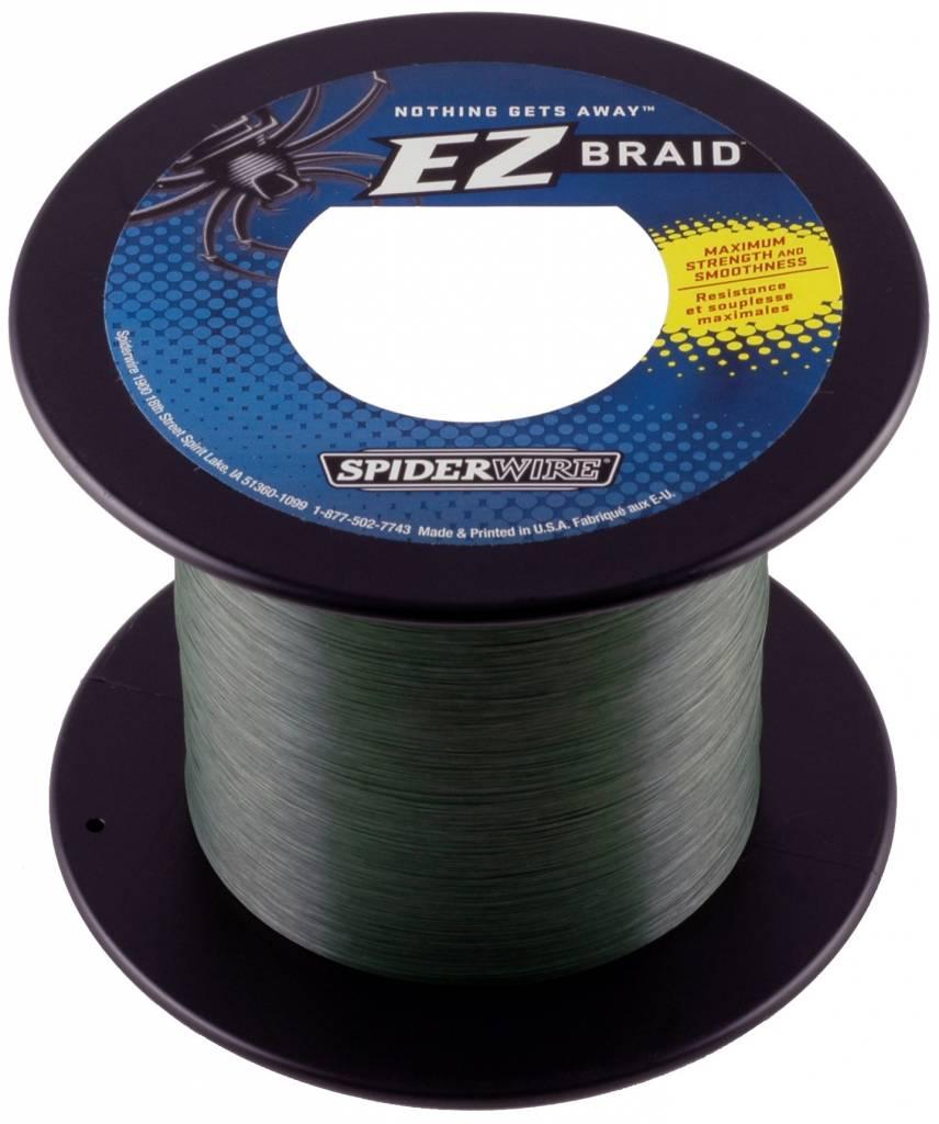 SpiderWire SpideWire EZ Braid Lo Vis Green Dyneema Gevlochten Lijn