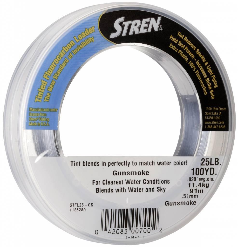 Stren Stren Gunsmoke Fluorocarbon