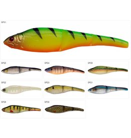 Sebile Sebile Magic Swimmer Soft Shad Kunstaas