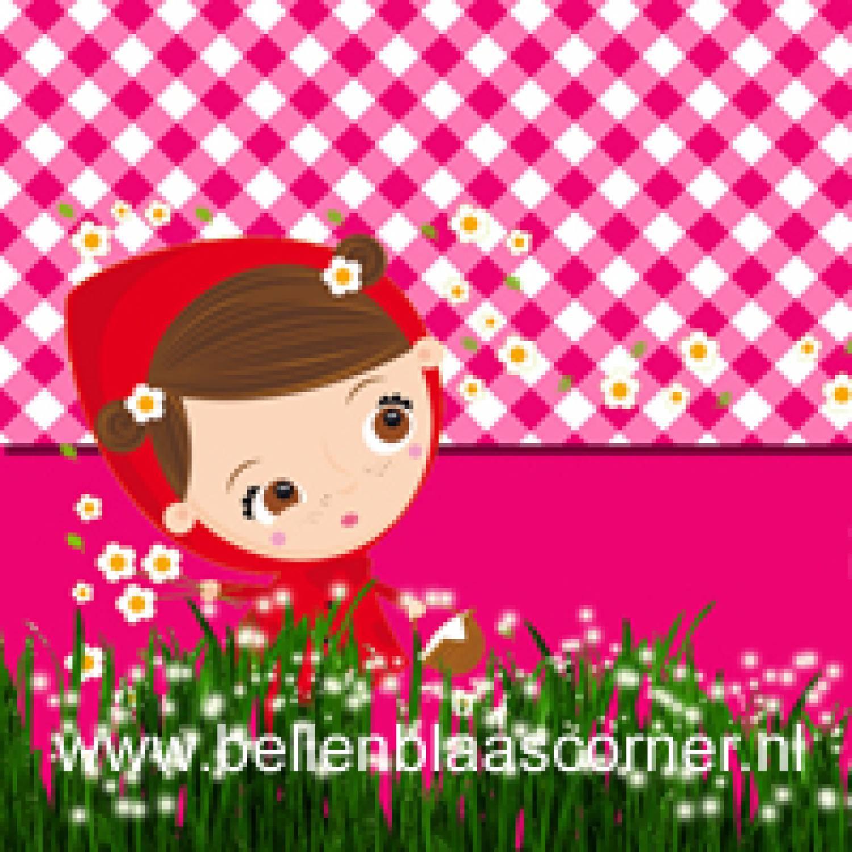 Bellenblaas - Roodkapje
