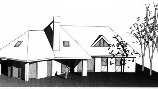Mooie ontwerpen van villa's en landhuizen
