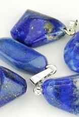Lapis Lazuli mit silbernen Anhänger, Cartier Schließung und Geschenktüte