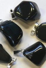Onyx ciondolo in argento, Cartier chiusura e sacchetto regalo