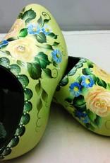 Originais tamancos pintados à mão 18-20cm (2 peças)
