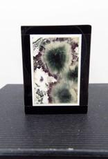 Gema colgante de piedra natural Océano Jasper