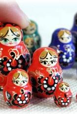 Matryoshka dolls - Russian Stacking or Nesting Dolls