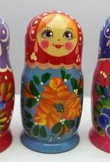 Matryoshka (6) 14- cm high