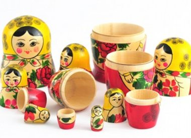 Shop Matryoshka dollsl