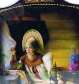 Matryoshka Russian Nesting Doll Deko Cutting Board 24/28 cm