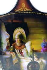 Bambola Rusa Matrioska Deco tagliere 24/28 cm