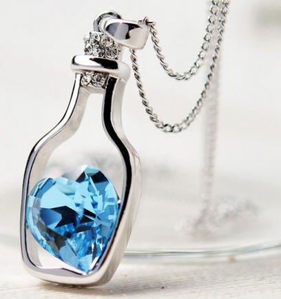Matriochka Sterling Silver Pendant Valentin