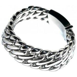 Bukovsky Bijzondere edelstalen armband