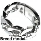 Bukovsky Trendy edelstalen armband