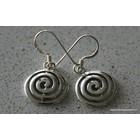 Mooi sieraden Hippe zilveren oorbellen