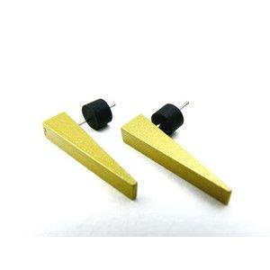 Tjongejonge design oorbellen
