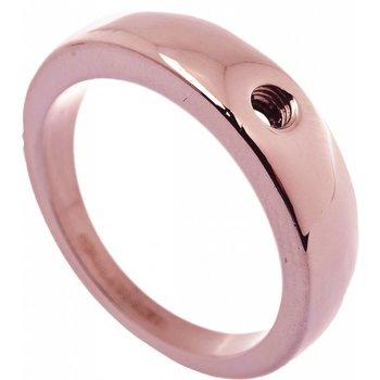 Ohlala Ring, rose goud verguld