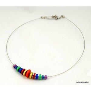 Mooi sieraden Design ketting van MOOI sieraden