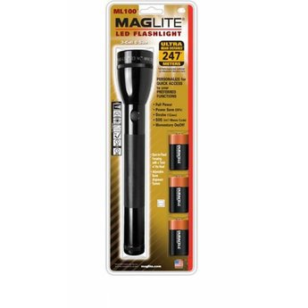 Maglite ML100 3 cell