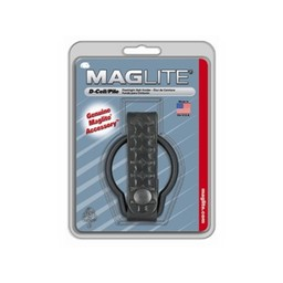 Maglite Riemholster D-Cell en Magcharger wave motief