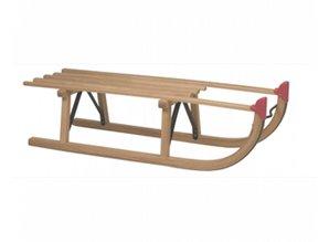 Nijdam Davos houten slee 80cm