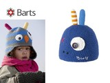 Barts Kindermuts model Beastie boy blue