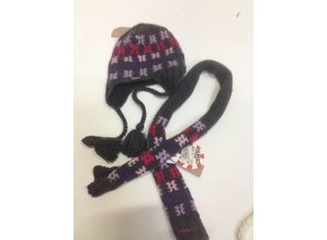 Barts kindermuts en sjaal