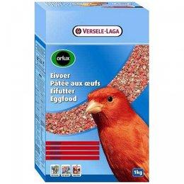 Orlux Eivoer droog rood (1 kg)
