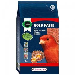 Orlux Gold patee red