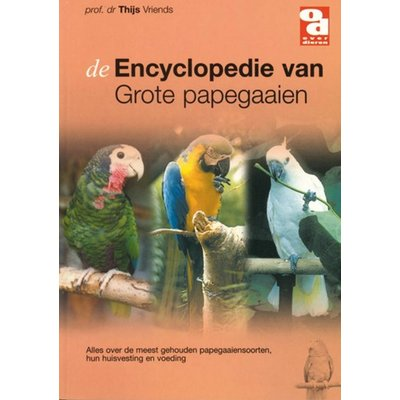 Encyclopedia of Große Papageien