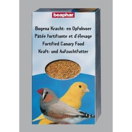 Power and food for raising canaries