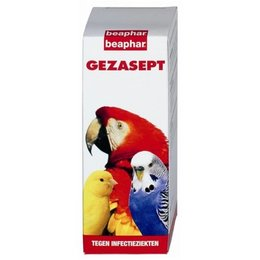Beaphar Gezasept (Infections bird)