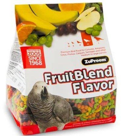 Zupreem FruitBlend Med/große Papageien