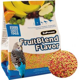 Zupreem FruitBlend Kleine Wellensittich