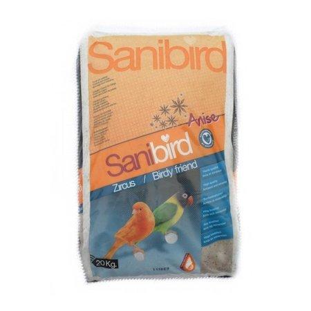 Sanibird schelpenzand (20 kg)