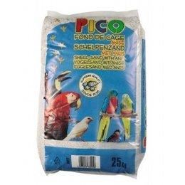 Pico Schelpenzand wit (25 kg)